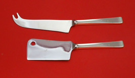 Theme by Gorham Sterling Silver Cheese Server Serving Set 2pc HHWS  Custom Made - $110.30