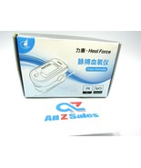 Heal Force CMS50DL Fingertip Pulse Oximeter - Blood Oxygen Saturation He... - $19.75