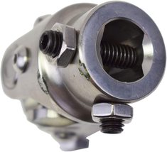 A-Team Performance Forged Stainless Steel Yokes Steering Shaft Universal U-Joint image 9