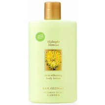 Victoria's Secret Garden Midnight Mimosa Silkening Body Lotion 8.4 oz / ... - $99.99