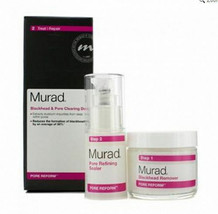 Murad Blackhead & Pore Clearing Duo Treatment, reduce blackheads and sea... - $24.74