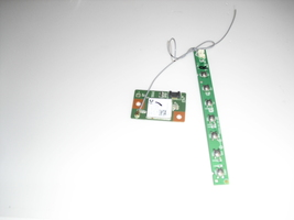 vizio  e550i-a1   keyboard  and  ir  sensor  and  wifi  board - $13.99