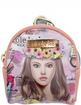 Venecia Loves Make Up keychain Cute Designer Mini Backpack Keychains Key... - $16.99