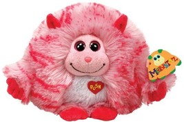 Ty Monstaz Roxy Plush Toy, Pink Stripe - $51.97