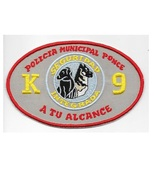 K-9 Police Puerto Rico Ponce Police Department Canine Unit Policia Munic... - $10.99