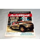 Autoweek 1993 Car Truck Magazine Tokyo Motor Show Mitsubishi Pajero Fiel... - $9.08