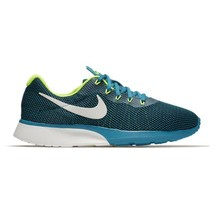Running Shoes for Adults Nike Tanjun Racer Green - $96.34