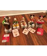 Wireless Disney Band Complete Set of 5 by Hallmark 2013 - $373.64