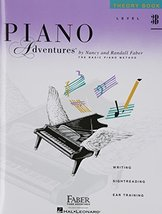 Level 3B - Theory Book: Piano Adventures [Paperback] [Jan 01, 1998] Fabe... - $2.93