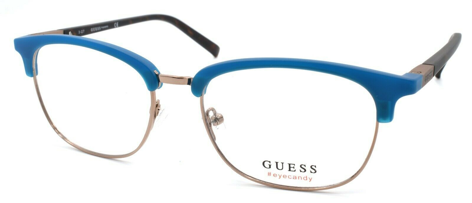 Primary image for GUESS GU3024 088 Eye Candy Women's Eyeglasses Frames 51-17-135 Matte Turquoise