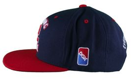 DGK Sporco Ghetto Bambini Navy Rosso Nothing To 2 Perdere Snapback Baseball Nwt image 4