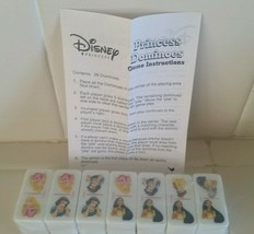 Disney Princess Dominoes Ages 3+ Collectible NEW w instructions 28 pcs - $16.82