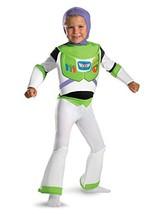Little Boys' Deluxe Buzz Lightyear Costume - S - $50.73