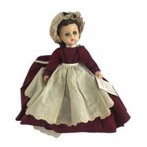 Vintage 1950s Madame Alexander Little Women Marme Lissy Doll Hard Plasti... - $55.74