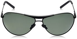 Fastrack Aviator unisex Sunglasses (M062GR2Grey) - $74.99