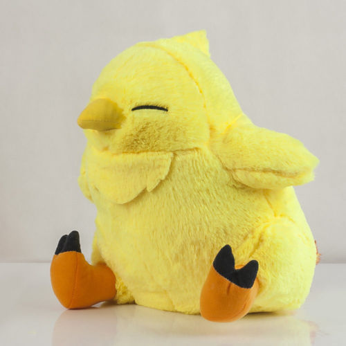 "Anime Final Fantasy XV FF15 Chocobo Bird Plush Toy Stuffed Doll 12"" Square Enix"