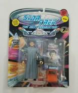 Star Trek The Next Generation Playmates Lt Commander Data As A Romulan N... - $14.01