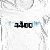 4400 T-shirt Free Shipping science fiction TV Series 100% cotton graphic tee image 2