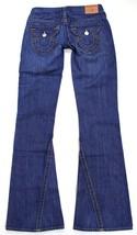 True Religion Women's Premium Denim Jeans Joey Super T 7D-Valley WB82075E4 image 2