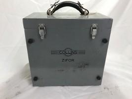 COLLINS RADIO ZIFOR MODEL 478A-1 AVIONICS VOR TEST SET - $391.05