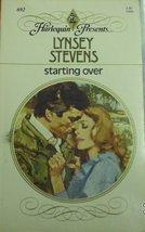 Starting Over Lynsey Stevens