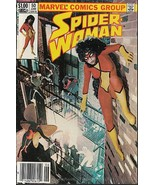 Spider-Woman #50 (1983) *Bronze Age / Marvel Comics / Final Issue / Phot... - $10.00