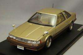 """Ignition Model IG1376 1/18 Toyota Soarer 2800GT Extra Z10 Gold/Brown BBS RS 17"""" - $382.88"""