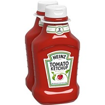 Heinz Tomato Ketchup 101 oz Bottles, Pack of 6