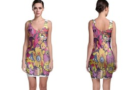 Doodle Experiment Women's Sleevless Bodycon Dress - $21.80+