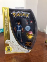 Pokemon SDCC 2016 Ash and Pikachu 20th Anniversary Figures - $15.83