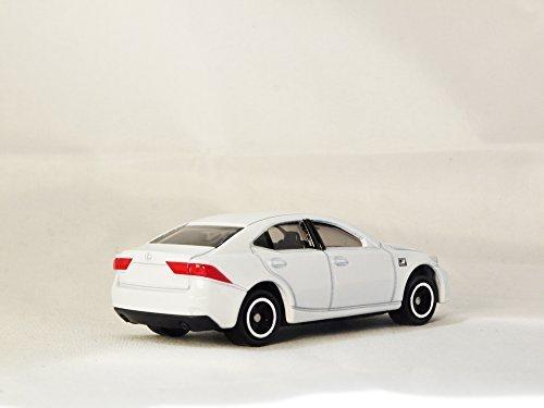 TAKARA TOMY TOMICA Street Car JAPAN LEXUS IS 350 F SPORT 100 Initial Version ...