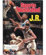 JR/J.R. Reid signed 1987 Sports Illustrated Full Magazine 3/2/87- JSA #W... - $64.95