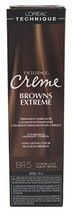 Loreal Excellence Creme Extreme Browns #Br-5 Light Auburn Brwn (6 Pack) - $29.73