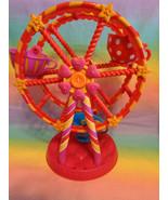 2009 Mini Lalaloopsy Teacup Ferris Wheel Peanuts Big Top Carnival Ride - $8.89
