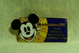 1998 Disneyana Convention I'm A ConventionEar Mickey Mouse Disney Pin - $17.95