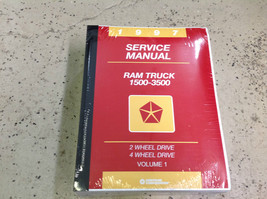 1997 Dodge Ram Truck 1500 2500 3500 Service Shop Repair Manual NEW FACTO... - $178.20
