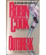 Outbreak by Robin Cook - Paperback - Like New - $3.25
