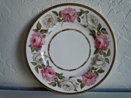 Royal Worcester Royal Garden Bread and Butter Plate - $7.91