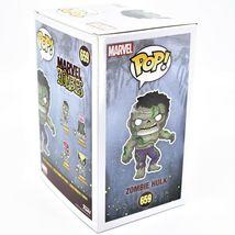 Funko Pop! Marvel Zombies Zombie Hulk #659 Bobble-Head Vinyl Figure image 4