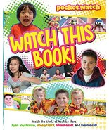 Watch This Book!: Inside the World of YouTube Stars Ryan ToysReview, Hob... - $14.85