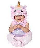 Infant Baby Unicorn Costume Size 18-24 Months - $753,01 MXN