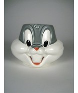 Bugs Bunny Mug Ceramic Figural Looney Tunes Applause Cup 1992 Coffee Chi... - $14.84