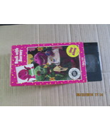 Rock with Barney VHS - $6.99