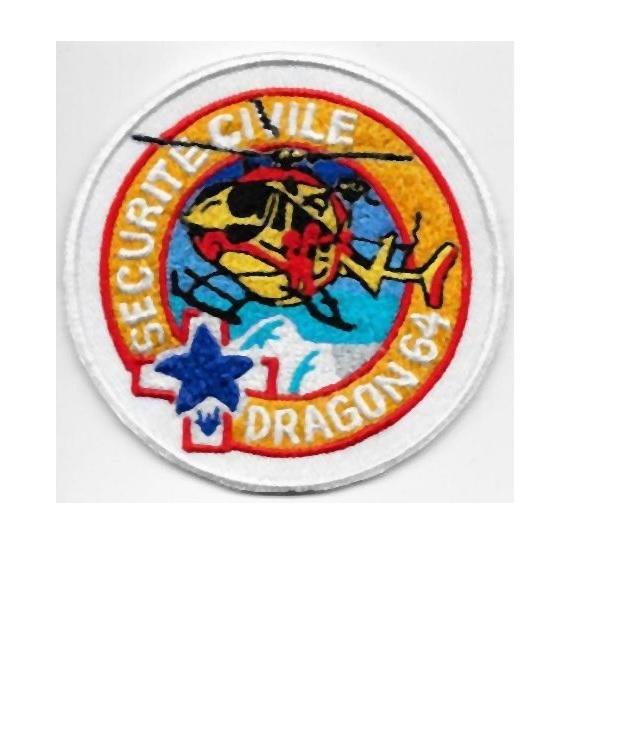 Urite civile 3 perpignan 2014 sec civile dragon 64 ministere de l interieure 3.75 x 3.75 in 9.99