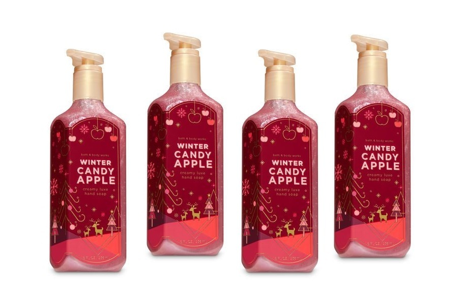 Winter candy apple luxe 18 pack of 4