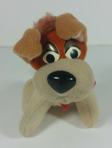 Vintage Dodger Plush Lady and the Tramp 1988 Disney Mini 4in Stuffed Ani... - $9.99