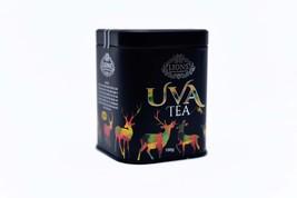 Lions Tea Uva Op1, Pure Ceylon Black Tea Loose Leaf, 100 g - $10.50