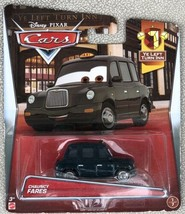 Disney Pixar Cars 2015 Chauncy Fares - Ye Left Turn Inn Theme - New In Box - $7.95