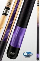 Viking Pool Cue Stick B4006 Pro Taper w/ 12.75mm Vikore Shaft Lifetime Warranty - $418.50