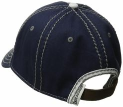 True Religion Men's World Tour Cities Print Baseball Trucker Hat Cap TR1952 image 5